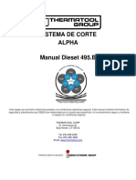 Manual DIESET 495.B TRADUCIDO