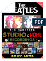 THE BEATLES - THE COMPLETE STUDIO & HOME Recordings  [November 2019]