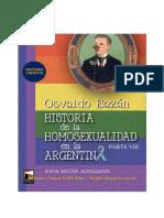 Bazan Osvaldo - Historia de la Homosexualidad en la Argentina - PARTE 8