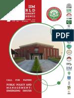 Brochure PAN-IIM-WMC 2019