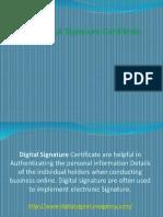 Digital Signature Certificate.ppsx1