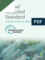 GRS v4.0 Implementation Manual