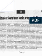 Philippine Daily Inquirer, Jan. 6, 2020, Student  loans  from banks proposed in House.pdf
