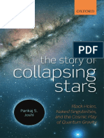 Joshi, Pankaj S - The story of collapsing stars _ black holes, naked singularities, and the cosmic play of quantum gravity (2015, Oxford University Press)