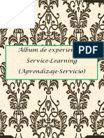 Service Learning aprendizaje servicio