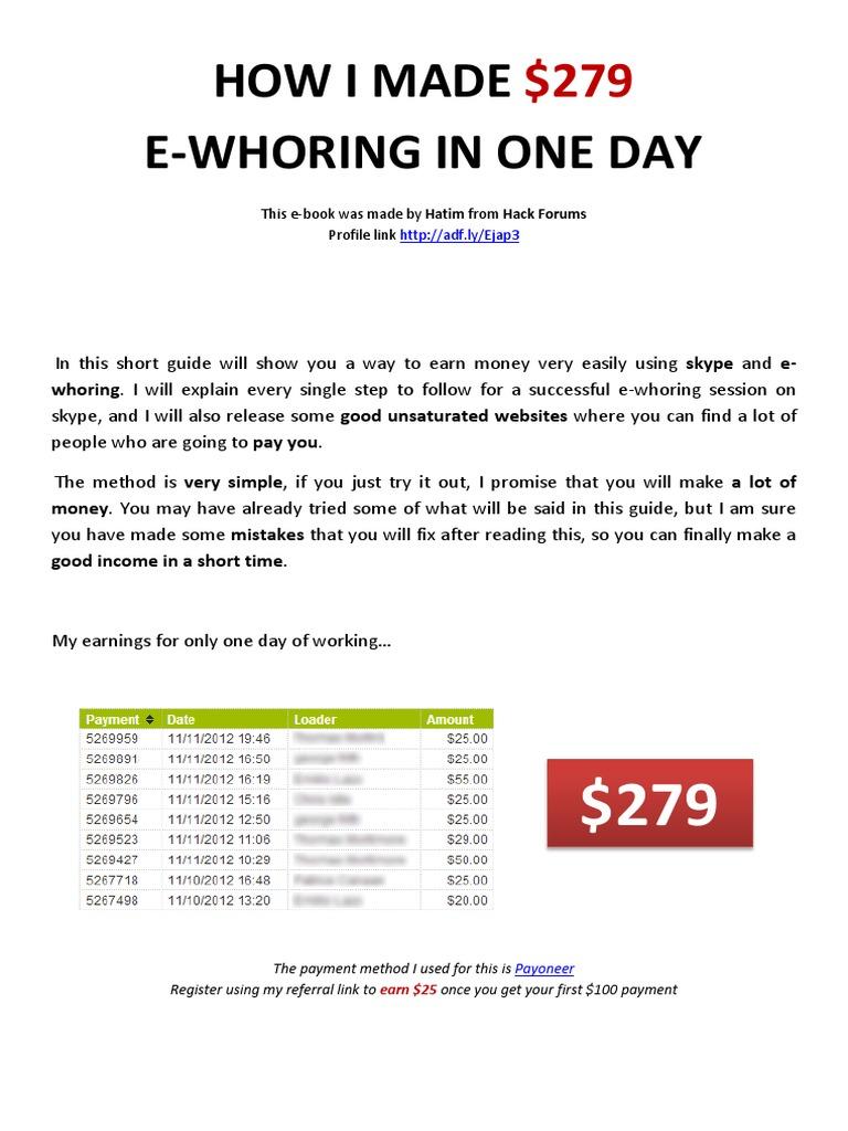 dating website ewhoring