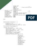 Plsql API