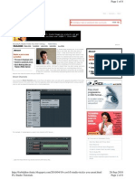 fl studio tutorials beginner to pro pdf