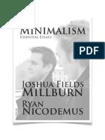 Minimalism-Essential-Essays-PDF