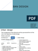 urban design represented
