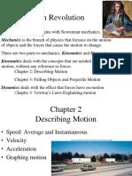 Describing Motion (1)