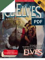 Mayfair Games - Role Aids - 733 - Ice Elves Lvls 7-9