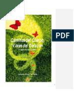 Caminos Del Cuerpo-Voces Del Corazon-sanacion