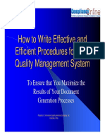 ComplianceOnline_-_How_to_Write_Effective_and_Efficient_Procedures.