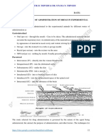 4. ADMINISTRATION OF DRUGS IN EXPERIMENTAL ANIMALS.pdf