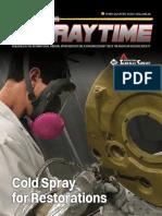 Spray time