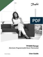 Danfoss TP4000