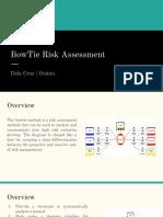 BowTie Risk Assessment