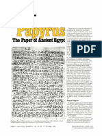 1983 Papyrus The Paper of Ancient Egypt.pdf