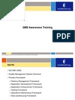 350920423 QMS Awareness Training Ppt