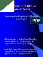 1.2 Inmunologia de la parasitosis