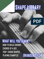 Chord Shape eBook by Brandon D'eon.pdf