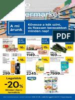 Tesco Szupermarket Akcios Ujsag 20200109 0115