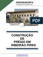 Construção de Prédio Em Ribeirão Pires