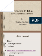 Introduction to Tabla.ppt