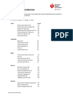 pe pdf chd ExamplesOfHighCalorieBabyFood UCM_307642