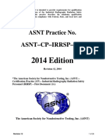 ASNT-Industrial Radiogrpahy Radiation Safety Personnel Certification Practice.pdf