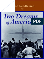 Two Dreams of America — Jacob Needleman