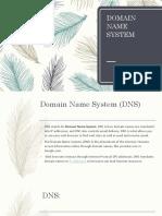 DOMAIN NAME SYSTEM.pptx