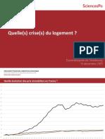 RdH2019-Conférence Pierre MADEC Crise(s) Immobilière(s)