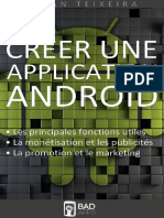 Creer Une Application ANDROID