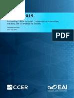 SEMINAR INTERNASIONAL ACHITS 2019