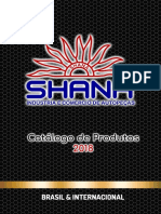 Shana Catalogo Automotivo 2018