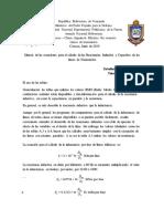 Síntesis de las ecuaciones para el cálculo de las Reactancias Inductiva y Capacitiva de las líneas de Transmisión
