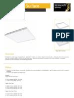 tegan-slim-surface-datasheet