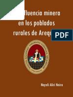 La Influencia Minera en Los Poblados Rurales de Arequipa