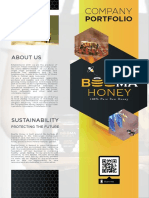 BeeMa Honey Company Profile resized