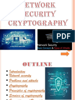 NETWORK CRYPTOGRAPHY