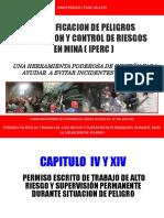 Identificacion de peligros CAPITULO IV  ucv