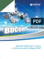 Wifi - BDCom WAP2100-T22D