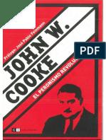 Brienza Hernan - John W Cooke - El Peronismo Revolucionario