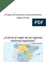 El origen de los primeros reinos peninsulares (Siglos VIII-XIII).pdf