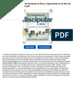 La-Aventura-de-Discipular-A-Otros-Capacitando-en-el-Arte-de-Discipular-jsemw