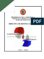 Directiva_de_Defensa_2013_-_2018