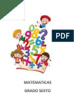 J. MATEMATICAS GRADO SEXTO