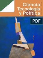 ciencia tecnologia y politica